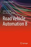 Road Vehicle Automation 8