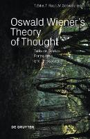 Oswald Wiener's Theory of Thought:...