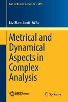 Metrical and Dynamical Aspects in...