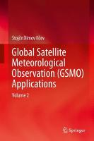 Global Satellite Meteorological...
