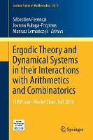 Ergodic Theory and Dynamical Systems...