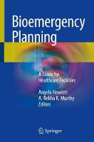 Bioemergency Planning: A Guide for...
