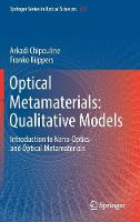 Optical Metamaterials: Qualitative...