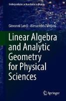 Linear Algebra and Analytic Geometry...