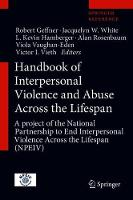 Handbook of Interpersonal Violence...