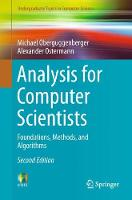 Analysis for Computer Scientists:...