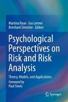Psychological Perspectives on Risk ...