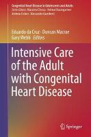 Intensive Care of the Adult with...
