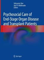 Psychosocial Care of End-Stage Organ...