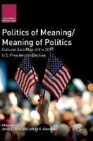 Politics of Meaning/Meaning of...