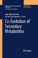 Co-Evolution of Secondary Metabolites