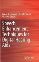 Speech Enhancement Techniques for...