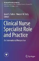 Clinical Nurse Specialist Role and...