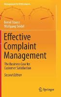 Effective Complaint Management: The...