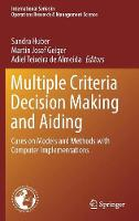 Multiple Criteria Decision Making and...