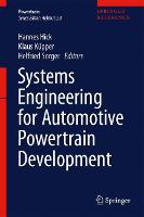 Systems Engineering for Automotive...