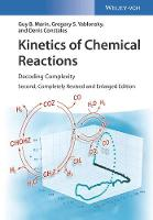 Kinetics of Chemical Reactions:...