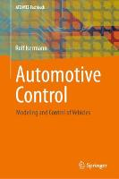 Automotive Control: Modeling and...