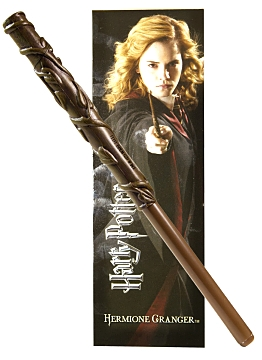 Hermione Wand Pen And Bookmark