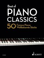 Best of Piano Classics: 50 Famous...