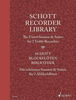 Schott Recorder Library: The Finest...