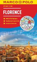 Florence Marco Polo City Map - pocket...