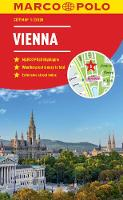 Vienna Marco Polo City Map 2019