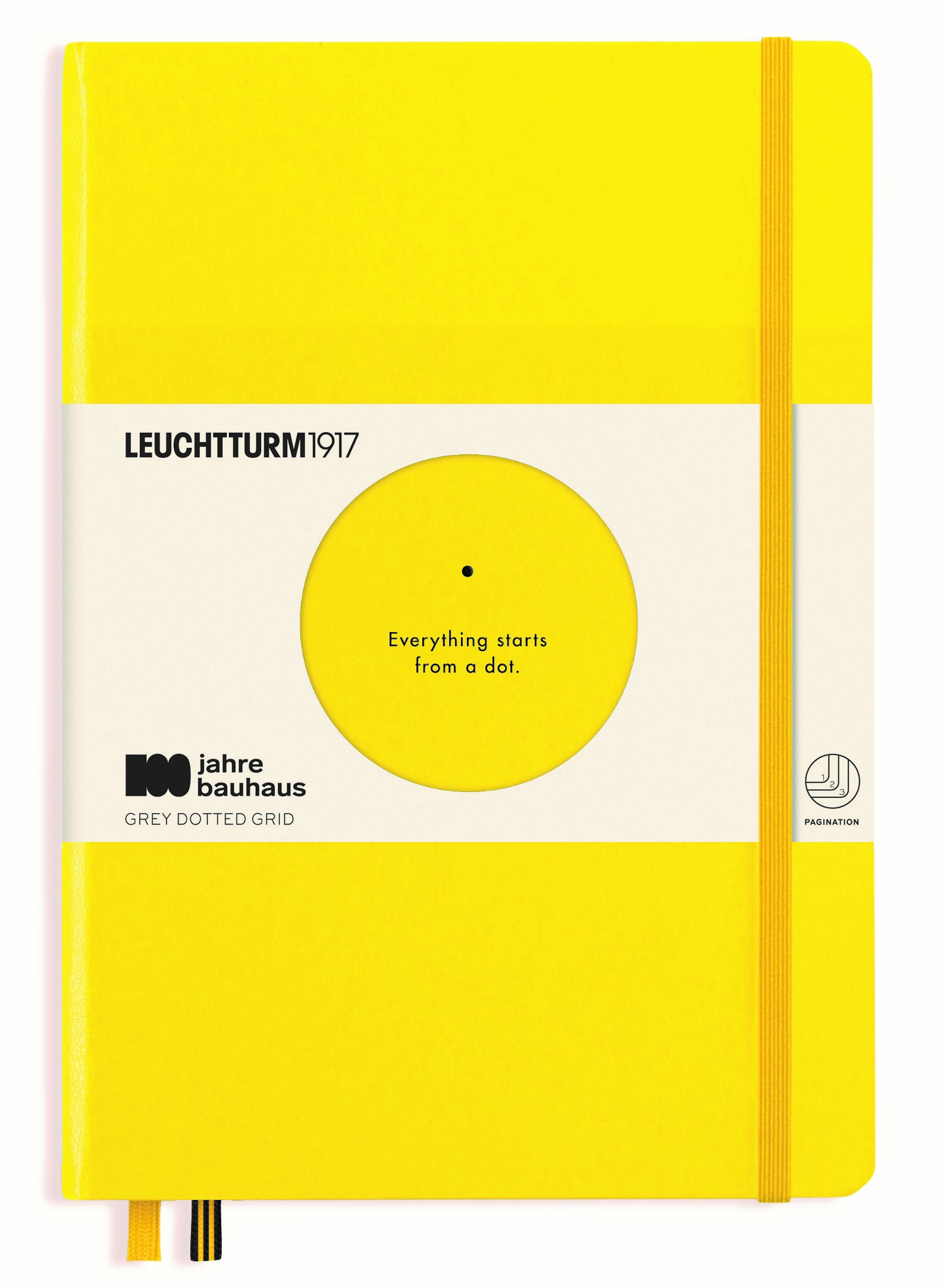 Lemon Bauhaus Limited Edition Dotted...