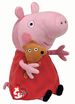 Peppa Pig Plush Toy
