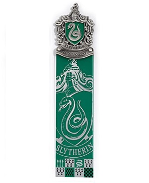 Slytherin Crest Bookmark
