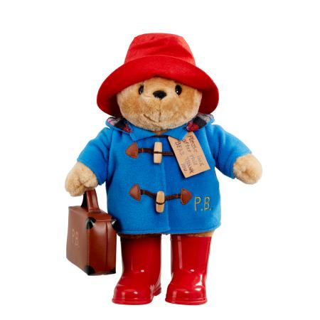 Large Classic Paddington with Boots...