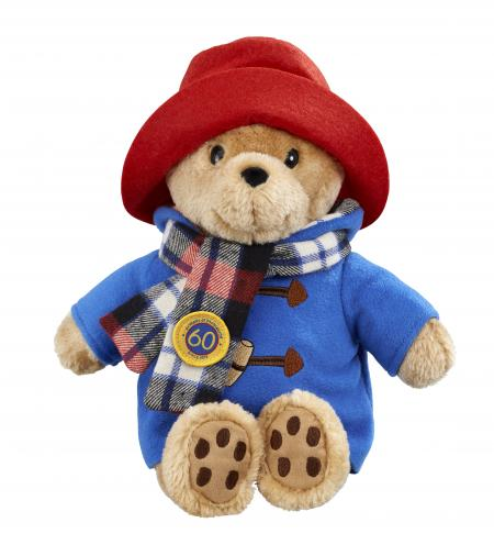 Large Cuddly Paddington with Scarf
