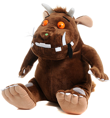 Gruffalo sitting 16'' plush soft toy