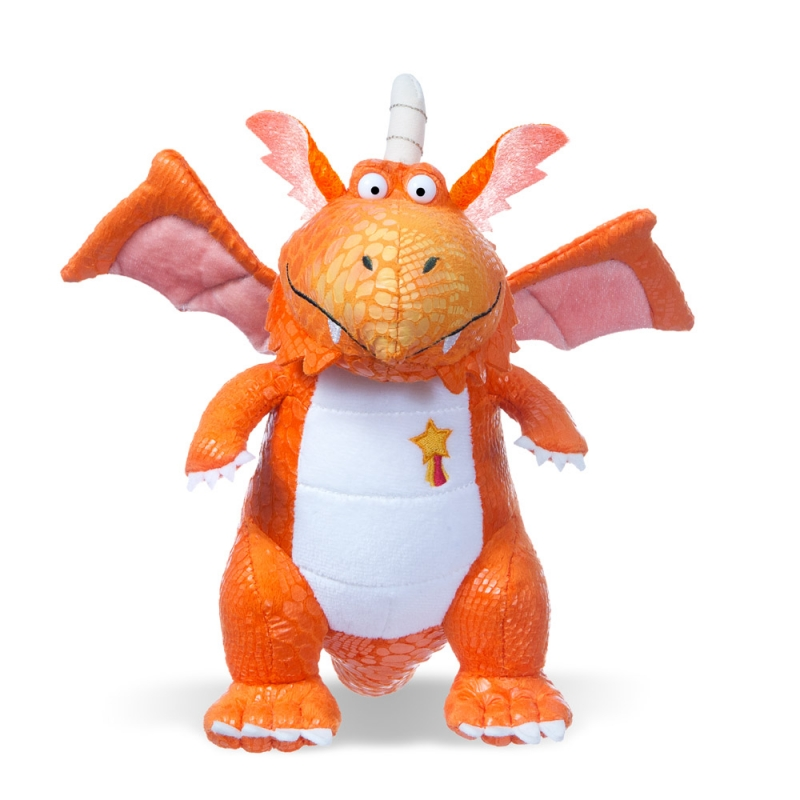Zog the Dragon Plush Toy