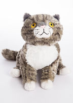 Mog the Forgetful Cat Plush Toy