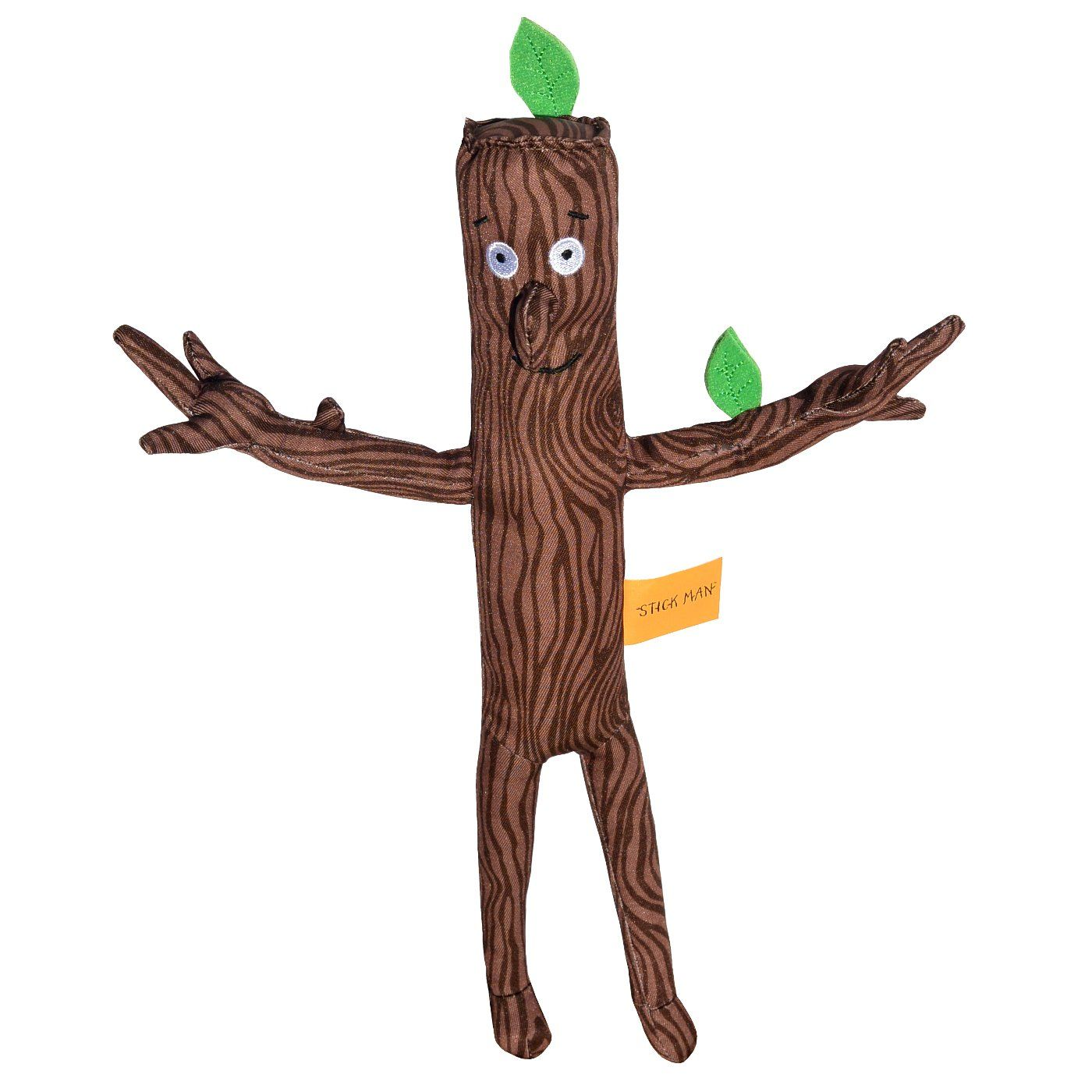 Stick Man Plush Toy