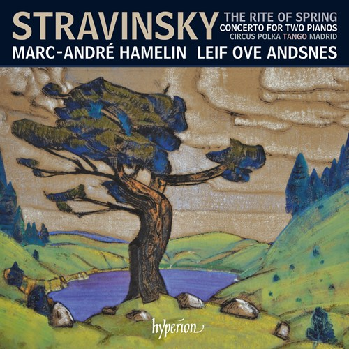 Stravinsky Rite Of Spring Two Pianos...