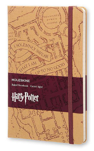 Harry Potter Marauders Map Large ...