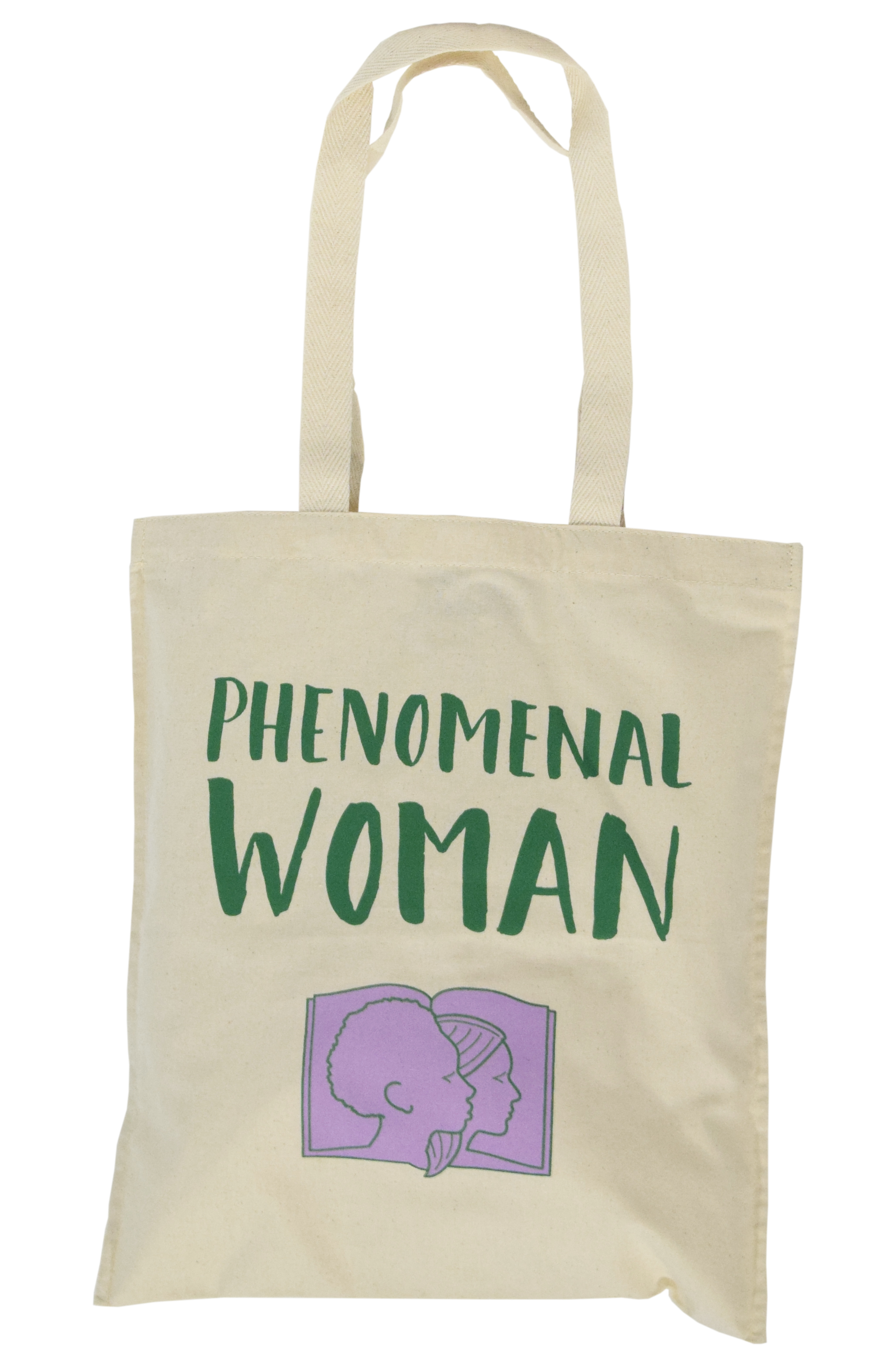Phenomenal Woman Tote Bag