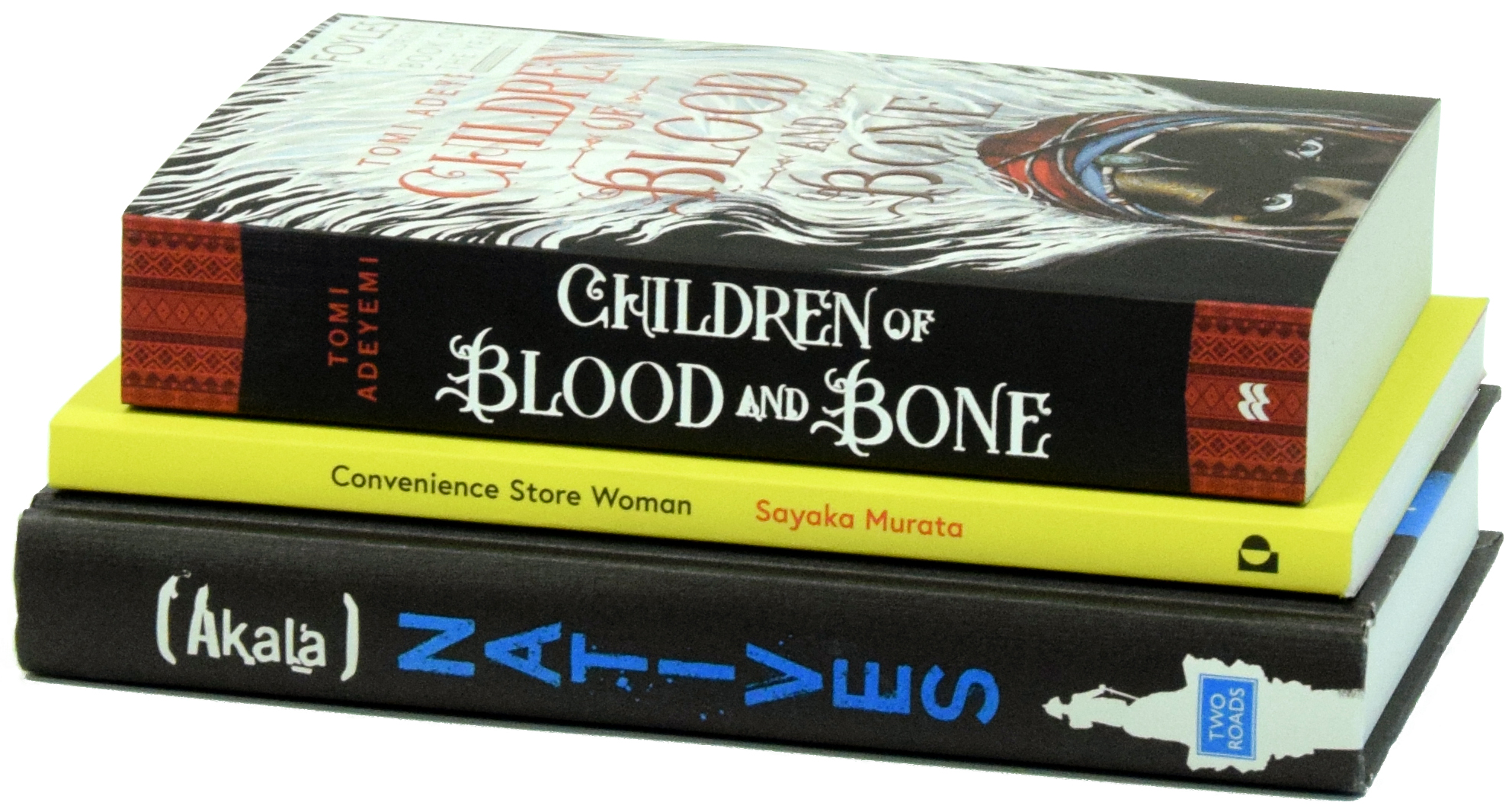 Foyles Book of the Year 2018 Bundle