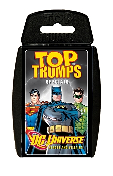 DC Universe Top Trumps