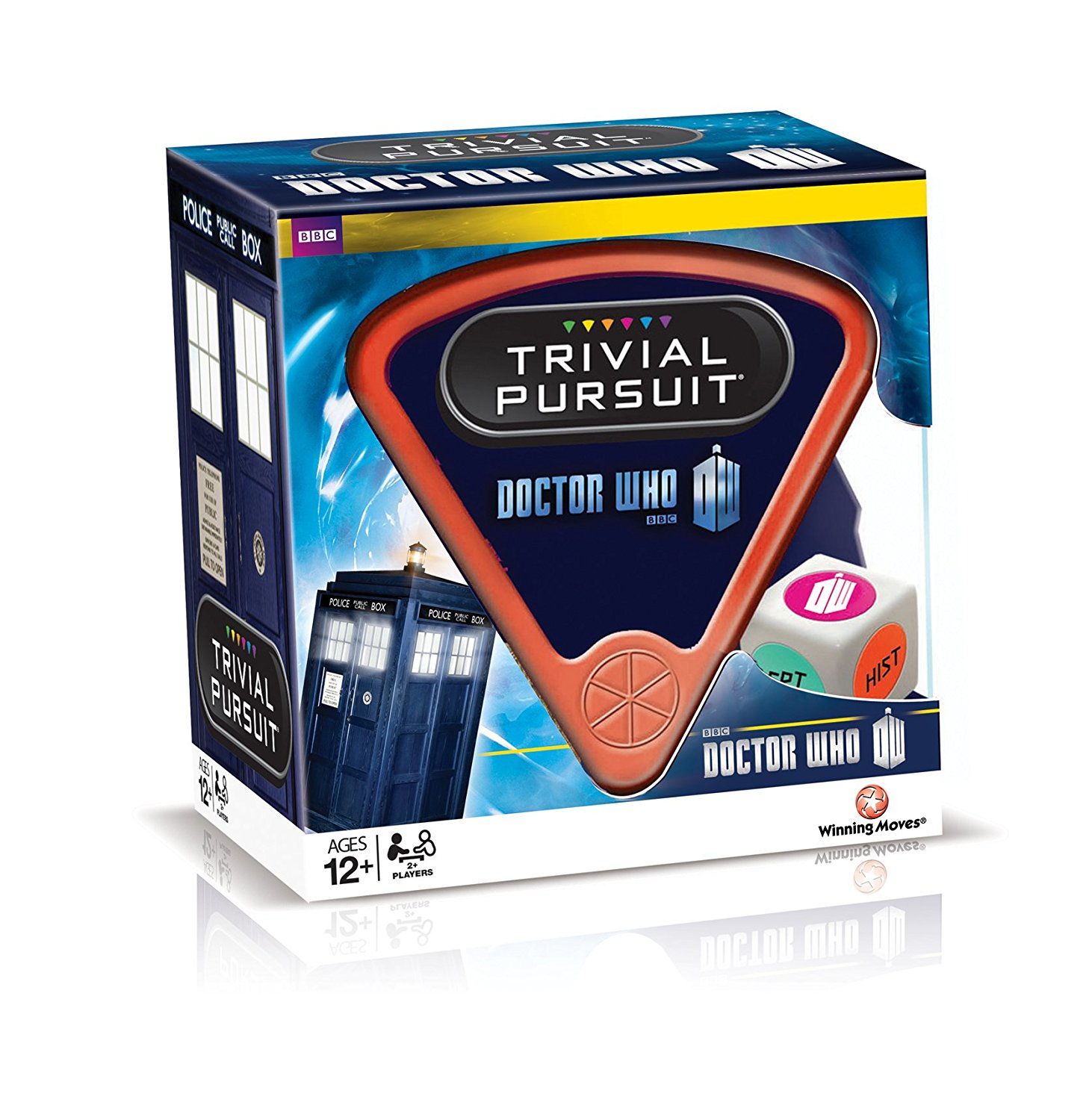 Doctor Who Trivial Pursuit Add On