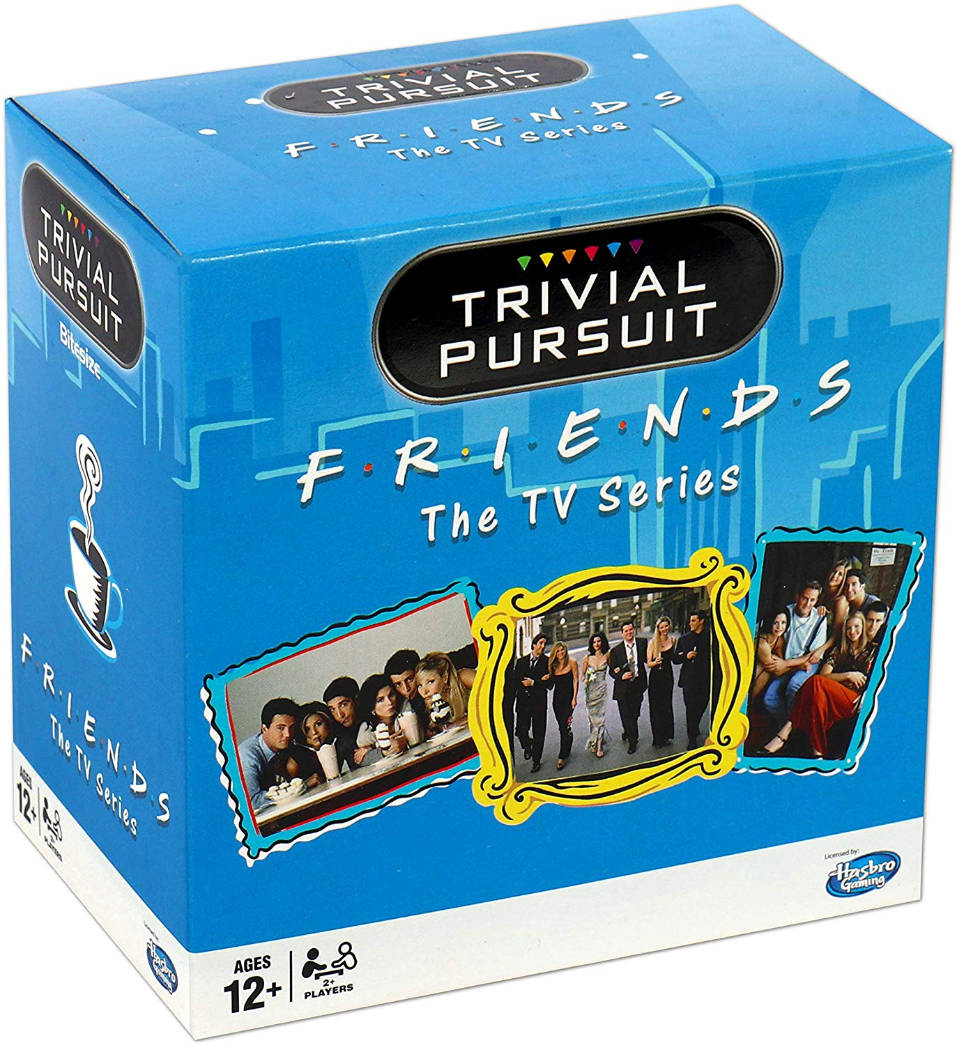 FRIENDS TRIVIAL PURSUIT BITES