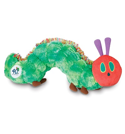 Large Hungry Caterpillar Toy