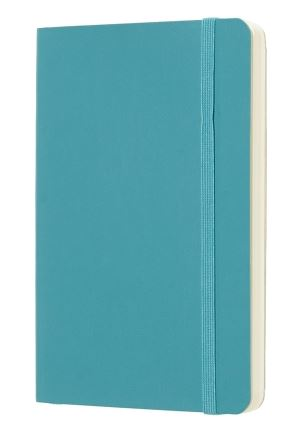 Reef Blue Pocket Ruled Notebook