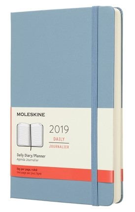 2019 Cinder Blue Medium Hardcover...