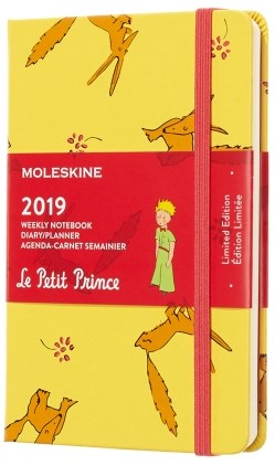 2019 Le Petit Prince Pocket Hardcover...