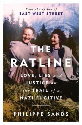 Signed Edition - The Ratline: Love,...