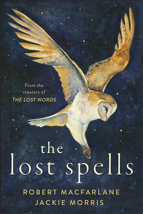 Signed Edition - The Lost Spells