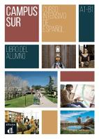Campus Sur - Student's book & audio...